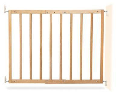 Dream Baby Dreambaby® Hudson Natural Wood Gro Gate®
