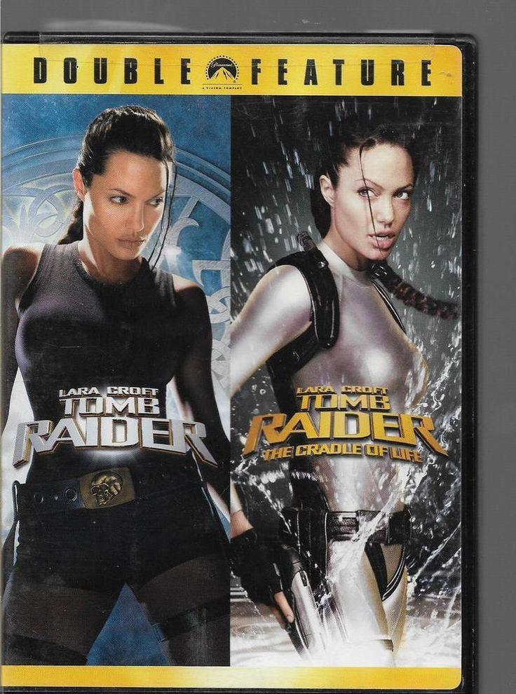 LARA CROFT TOMB RAIDER / LARA CROFT TOMB RAIDER THE CRADLE OF LIFE ( 2 DVDS )