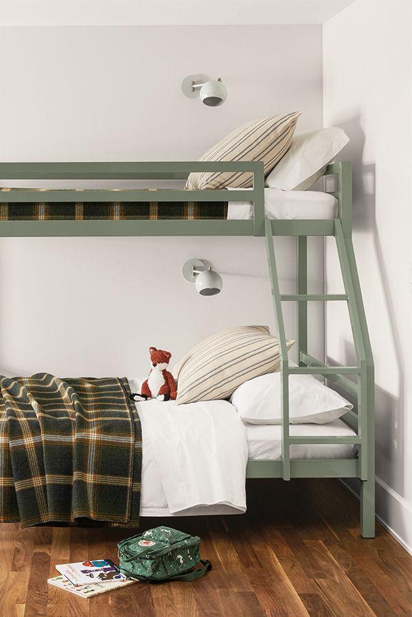Fort Bunk Beds In Colors Modern Bunk Beds Loft Beds Modern Kids Furniture In 2020 Modern Bunk Beds Bunk Beds Modern Kids Bedroom
