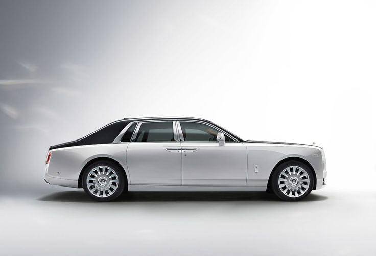 """Rolls-Royce has finally pulled back the sheets on the new eighth-generation of their famed Phantom model. """"The global introduction of a new Rolls-Royce is"""
