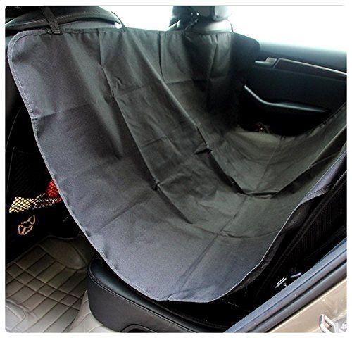 Aus der Kategorie Schondecken  gibt es, zum Preis von EUR 19,90  Seat-Cover XXL: Der optimale Schutz für Ihr Fahrzeug. Halten Sie Ihr Auto frei von Schmutz und Kratzern durch Ihren Hund. Mit der XXL Autoschondecke hat der Vierbeiner 135x135 cm Platz, um sich auf der Rückbank zu bewegen, ohne Flecken oder Schäden zu verursachen. Groß genug für den Hund, aber passend für fast jedes Fahrzeug. Durch die spezielle PVC - Beschichtung des wasserfesten Oxford Tuchs ersparen Sie sich das lästige…