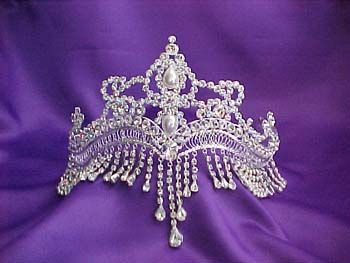 """Like this new """"Egyptian Tiara"""" selling for under one hundred dollars."""
