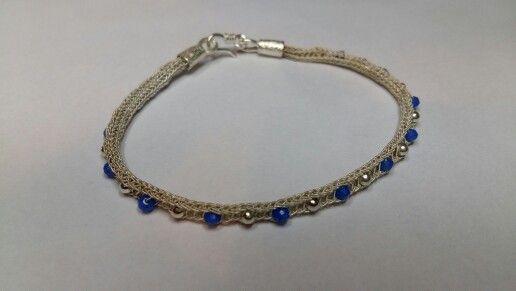 Kazaziye Silver Bracelet