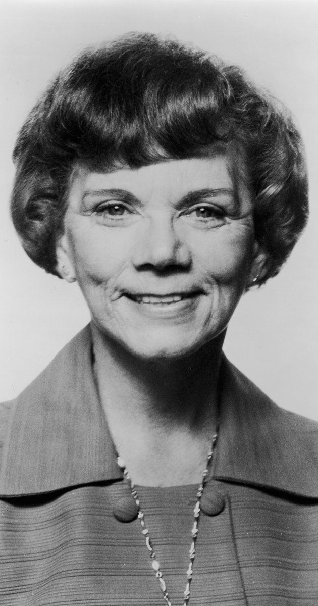 Ellen Hansen Corby (June 3, 1911 – April 14, 1999) was an American actress. She is best remembered for the role of Grandma Esther Walton on the CBS television series The Waltons, for which she won three Emmy Awards. She was also nominated for an Academy Award and won a Golden Globe Award for her performance as Aunt Trina in I Remember Mama (1948)