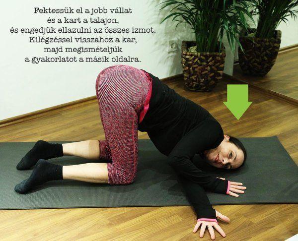 8 gyakorlat derékfájás ellen a mindennapokra