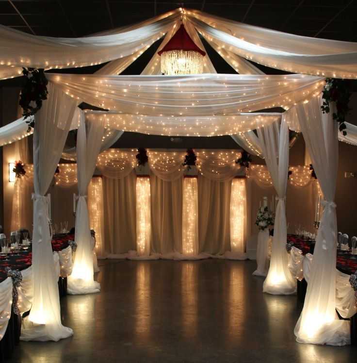 We are your one stop for weddings, parties, celebrations.  We have backdrops, food items, rental items, tables, chairs, everything you need and more.