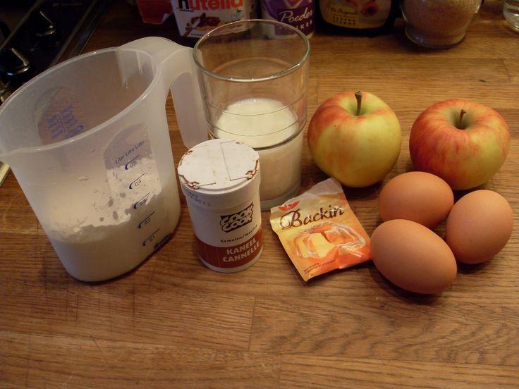 Ismét egy isteni csemege és egyben vendégposzt következik. Köszönöm szépen a receptet kacce-nak, aki egyenesen Hollandiából osztotta meg velünk ezt az ínycsiklandozó finomságot. Továbbra is várom a többiek receptjeit is, hajrá, ne szégyenlősködjetek! ;) Hozzávalók (kb 10-12 darab): 1,5 dl tej, 12 dkg liszt, 3 tojás...