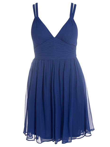 Flare Bow Dress