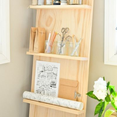 5 Woodworking Projects to Inspire Your Next DIY: Scandi Home Shelf