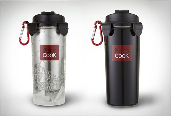barocook, cooking without fire, gas or electricity
