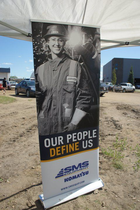 ThinkTANK helped out SMS Equipment with some Zap Banners for their job recruitment campaign #banners #recruitment #recruitmentstrategy