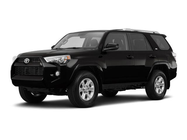 2017 Toyota 4Runner - SUV - Midnight Black Metallic