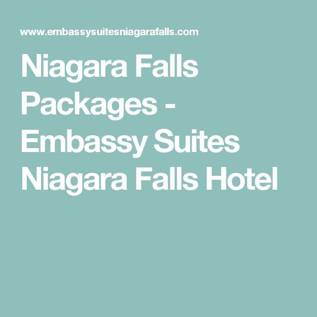 Niagara Falls Packages - Embassy Suites Niagara Falls Hotel