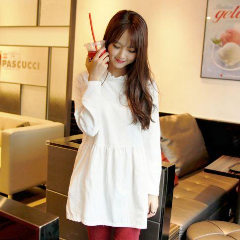 Korea Womens Luxury Shopping Mall [mimindidi] Alice ♡ bl / Size : FREE / Price : 17.77 USD #korea #fashion #style #fashionshop #apperal #luxury #lovely #mimididi #top #blouse #lace #dailylook