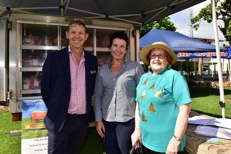 My Local Feast Farmers' Markets - Empire Theatre (Toowomba's newest weekly farmers' markets!) were launched on Thursday, December 3. Check out the photos from the opening here: http://www.highlifemagazine.net/empire-farmers-market-laun…/ 