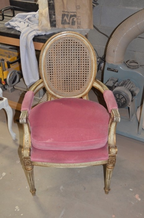 french chair upholstery ideas. french chair makeover upholstery ideas