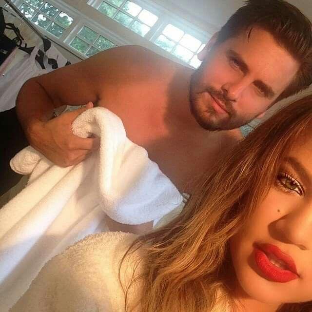Khloe kardashian  Diva and Scott Disck
