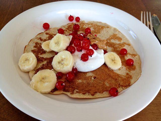 AAMIAISLETUT (kahdelle nälkäiselle)  1 banaani 2 kauhallista heraproteiinijauhetta (itse käytän vaniljan makuista) 2 dl kaurahiutaleita 1 dl maitoa 1 dl raejuustoa 2 kananmunaa 1/2 tl suolaa  Kaikki ainekset blenderissä sekaisin ja öljytyllä pannulla ohuita lättyjä paistamaan! Anna paistua tarpeeksi kauan ennen kun käännät, muuten lettu hajoaa. Paista suhteellisen kovalla teholla, jotta letun pohja ruskistuu ja rapsakoituu kunnolla, näin kääntäminen on helpompaa.