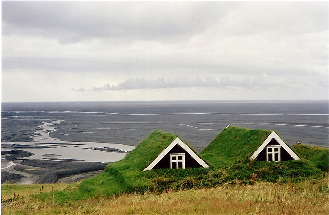 Farmhouses by frehdyboy, via Flickr