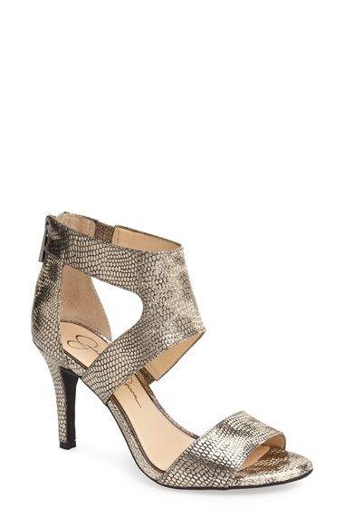 Jessica Simpson 'Mekos' Cutout Sandal (Women) available at