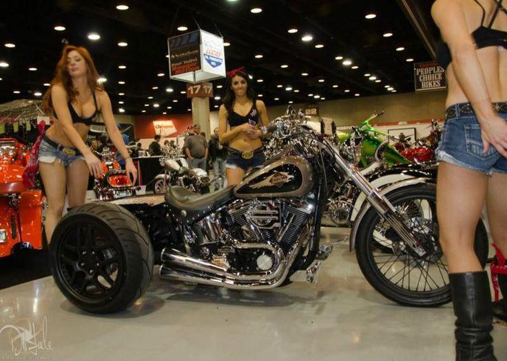 Used Harley-Davidson 3 Wheelers | 1997 Harley Davidson Softail Custom FXSTC TRIKE for sale ...
