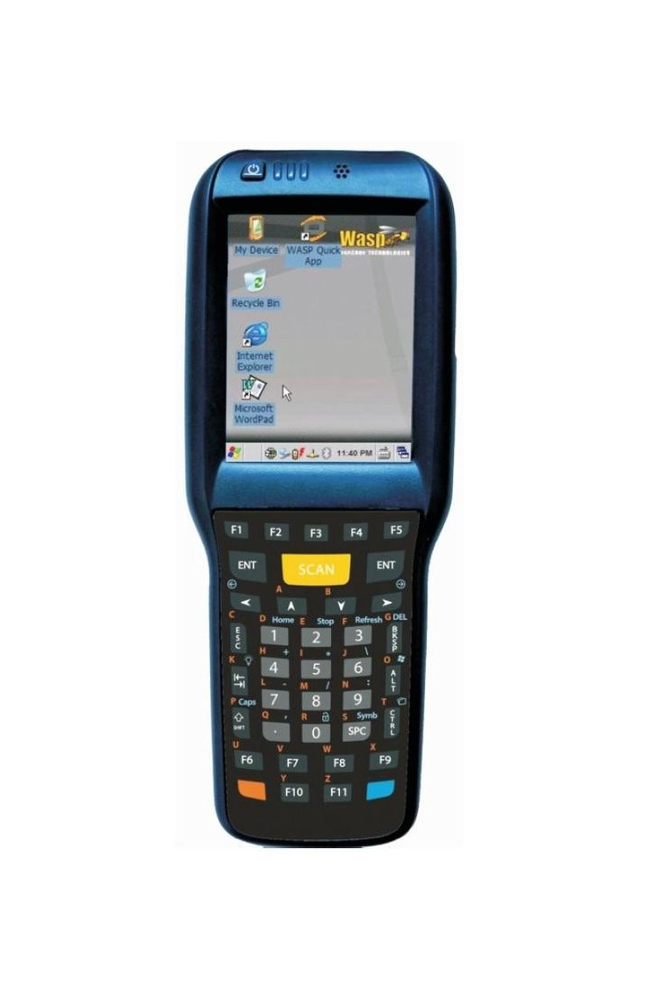 Wasp DT90 (No WiFi-Bluetooth No Grip) Scanner 633808928612 CE 6.0 38-Key 256MB