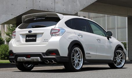 subaru xv crosstrek bodykit subaru subaru crosstrek. Black Bedroom Furniture Sets. Home Design Ideas