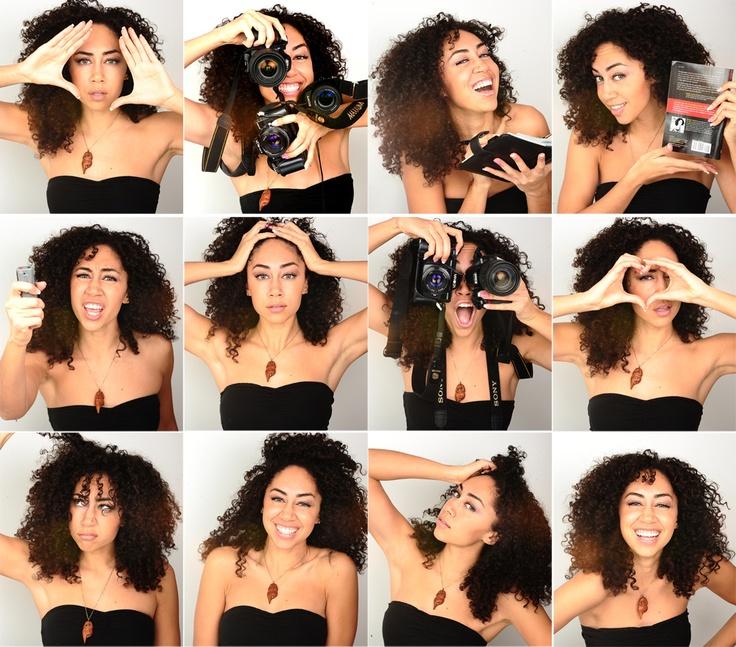 Shannon Boodram - gorgeous curls!!