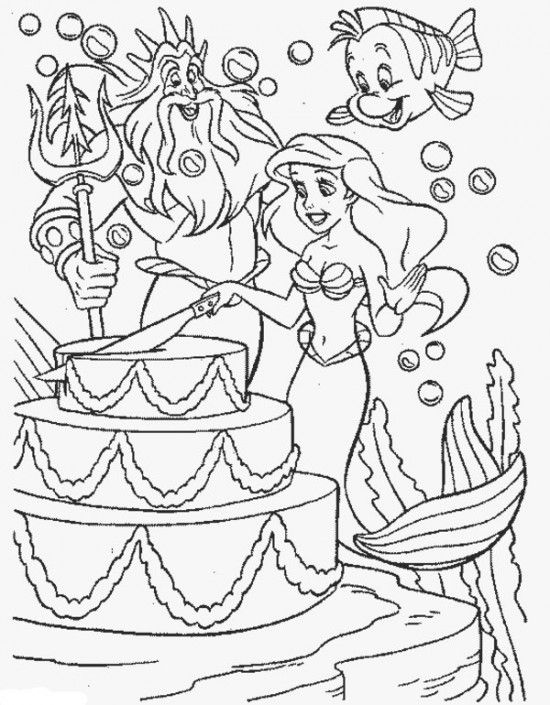 525 best Disneys Princess Coloring Pages images on Pinterest