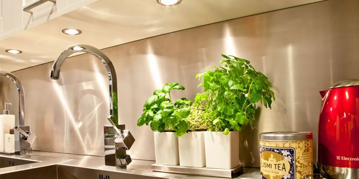 Så kan rätt belysning lyfta ditt kök - Electrolux Home