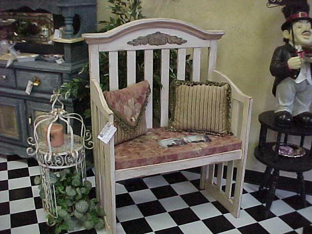 Junk Furniture Ideas   These 3 Ideas Come From Salvaged Treasure, Click The  Picture To