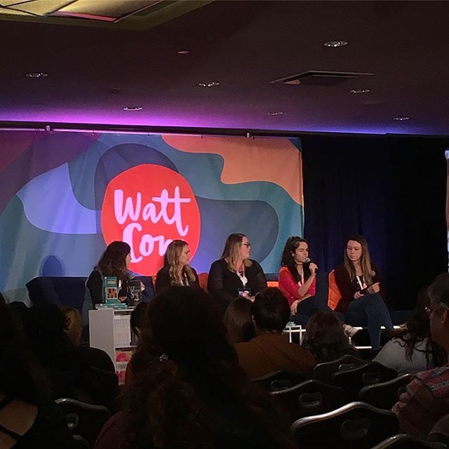 Talking About Tropes On The Wattcon2018 Ya Panel What Are Your