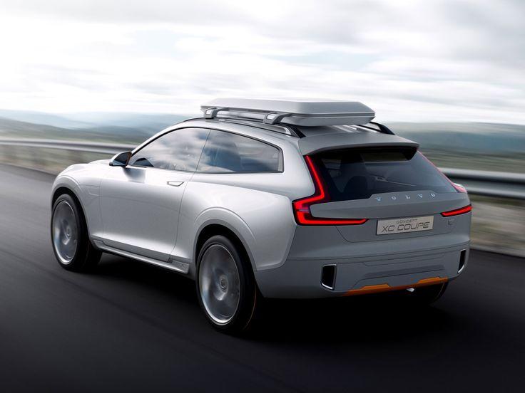 Volvo Concept XC Coupe - Car Body Design