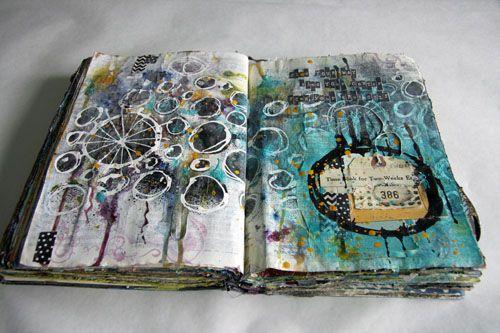 .love the 365day art journal