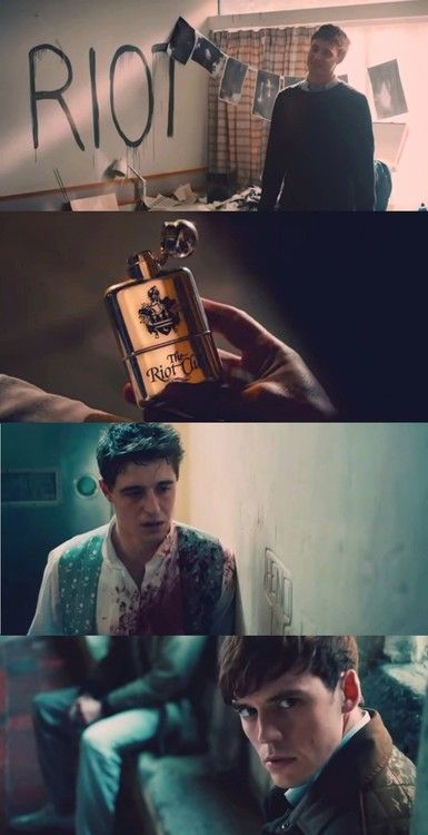 """The Riot Club First Look 