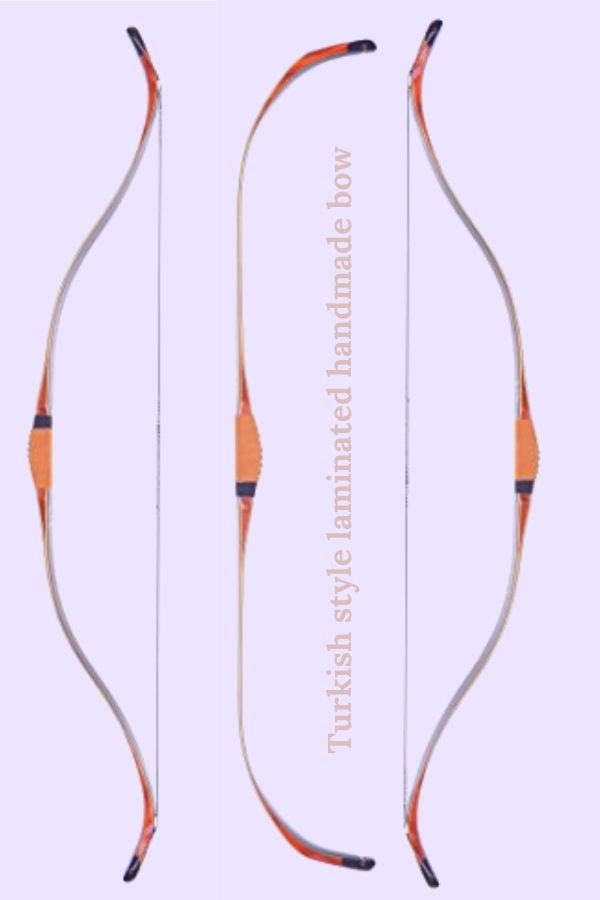 This Is A Turkish Recurve Bow A Laminated Wood Bow That Carries The Dignity Of Turkish Traditional Archery It Is Also Ca Bows Recurve Bow Bow And Arrow Diy