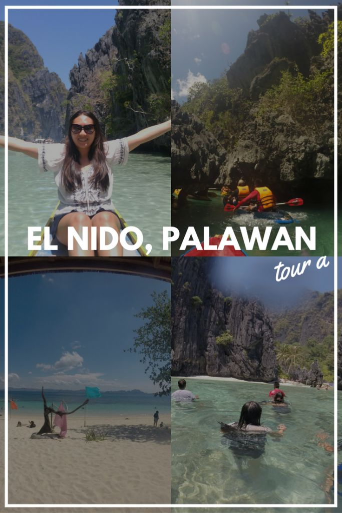 EL NIDO TOUR A: Read more on my blog! Tour A usual stops are: Small Lagoon, Big Lagoon, Secret Lagoon, Shimizu Island and 7 Commandos Beach. One of the most beautiful places in the Philippines. DEFINITELY A MUST SEE.   >>> http://johnapgnt.com/el-nido-palawan-tour-a/
