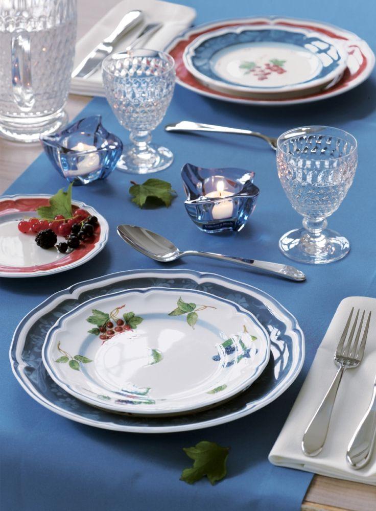 Geef u tafel een gezellige en stijlvolle uitstraling met Cottage van  Villeroy & Boch