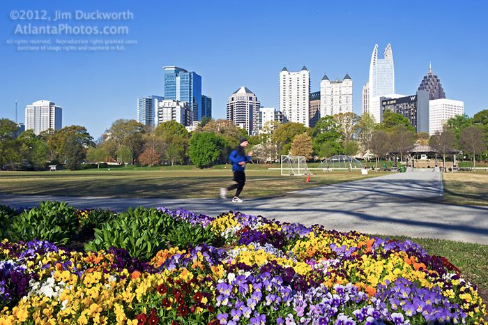 Piedmont Park: Spaces, Favorite Places, Fillings, Buckhead Midtown Pictures, Central Park