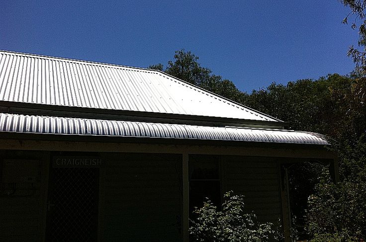 Inverleigh Cottage Re-Roofing Project