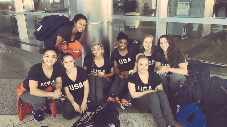 Team USA #Riobound