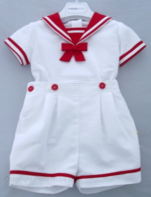 little sailor baby :)