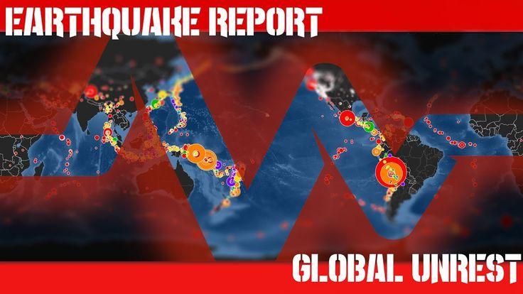 Earthquake Report | Oct. 9, 2016 | California Update | Hurricane Mathew ...