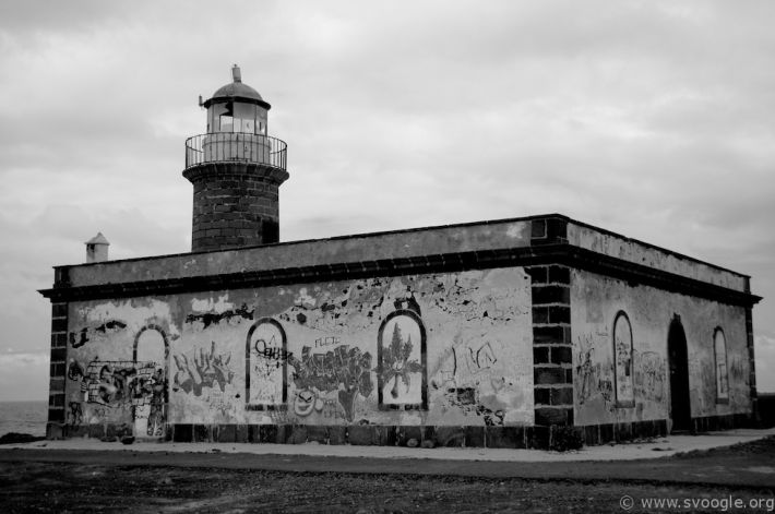#Lighthouse - #Faro de Punta Almina - #Espana  http://dennisharper.lnf.com/
