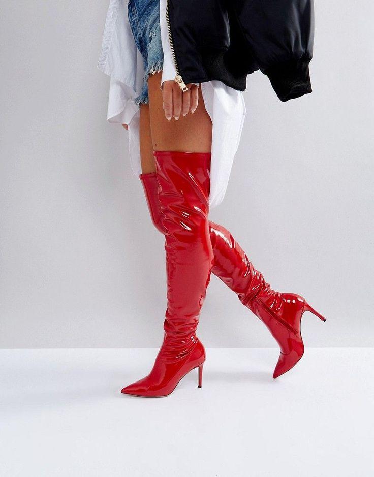 Aktuelle Damen Overknee Stiefel Schuhe High Heels 3765 Hellbraun 38