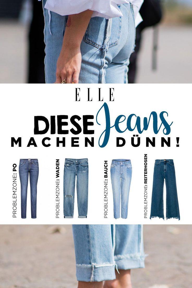 Jeansmodelle, die richtig dünn machen – ELLE Germany