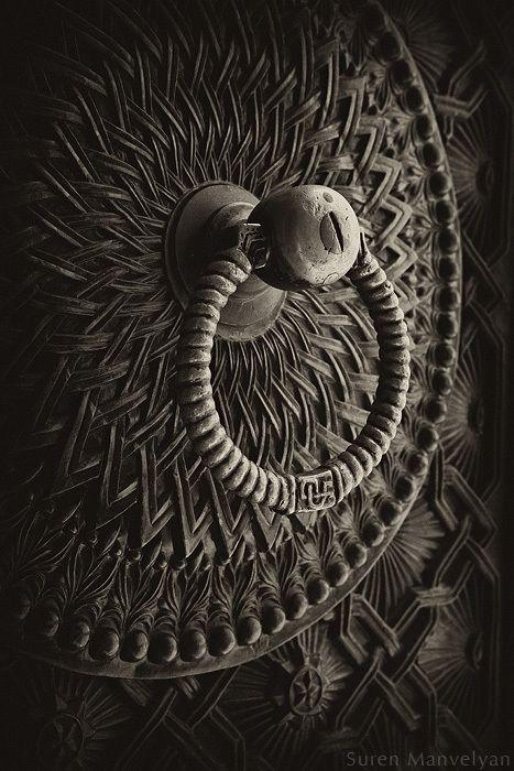 Old Armenian Doors