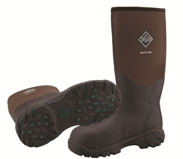 Arctic Pro CSA Approved Steel Toe Muck Boots - ACP-CSA