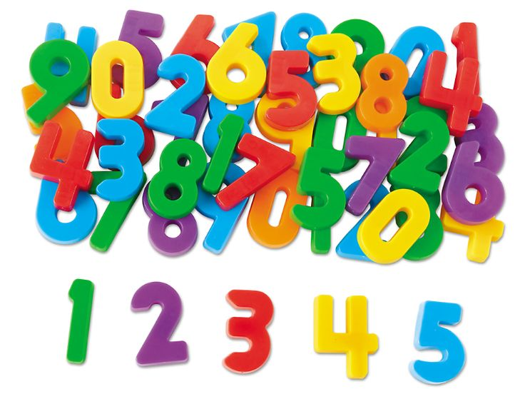 Magnetic Numbers-the teacher has a child pick a random number and each child in the group counts out as many blocks as the number they picked