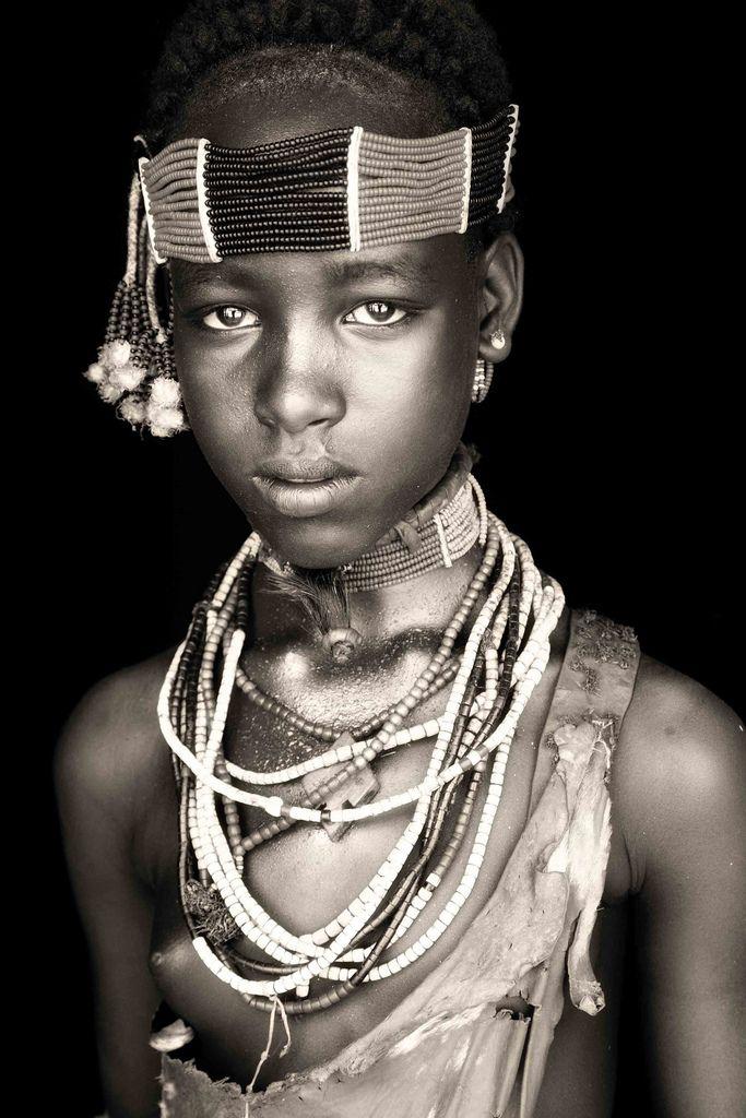 Hamar (Hamer) Tribe ~ Omo Valley, Southern Ethiopia